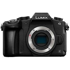 Máy ảnh Panasonic Lumix DMC-G85 Body + Kit 14-42 MM (Đen) - Hàng Chính Hãng