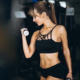 Getfit Gym - 2 Tuần Tập Gym & Yoga Rèn Luyện Thể Chất Sauna & Steambath Miễn Phí