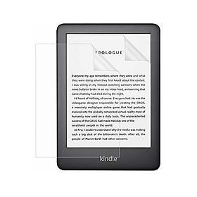 Dán màn hình dành cho Kindle Paperwhite 2018 thế hệ 4 (10th) - trong suốt