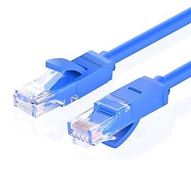 Cáp mạng LAN CAT6 UPT 3M màu Xanh Ugreen LAN11203NW102 Hàng chính hãng