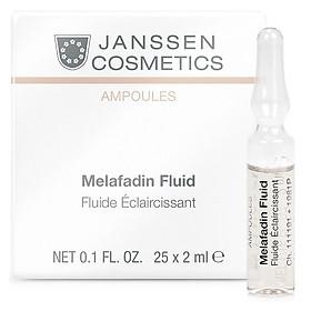 Tinh chất làm trắng da Melafadin fluid 25 ống x 2ml