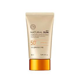 Natural Sun Eco Power Long-Lasting Sun Cream 50ml(1.69oz)SPF50 PA+++