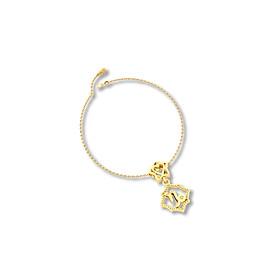 Mặt charm cung hoàng đạo Ma Kết vàng 14K DOJI 0120P-LAL352 (Không bao gồm dây)