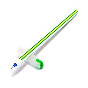 Bộ 8 Bút Bi Thiên Long TL-093 Candee - Mực Xanh - Thân Bút Xanh Lá