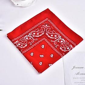 Khăn Bandana ( Khăn Turban EXO) Chất Liệu Cotton 55x55cm - Mã B000