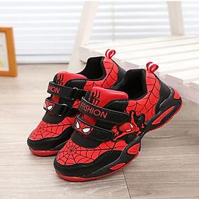 Giày thể thao người nhện cho bé
