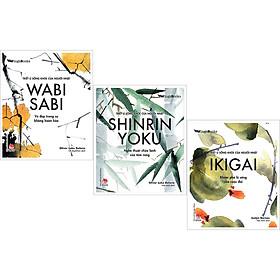 [Download sách] Combo 3 Cuốn : Triết Lí Sống Khoẻ Của Người Nhật (Kim Đồng)