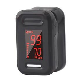 Digital Finger Fingertip Pulse Oximeter Blood Oxygen Saturation Monitor