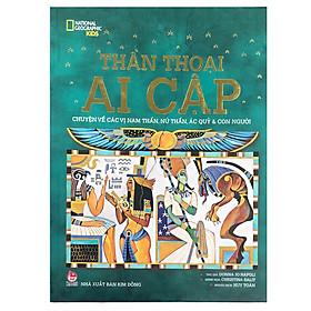Thần Thoại Ai Cập (Tái Bản 2018)