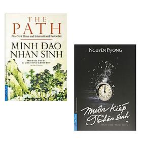 Combo Sách: Minh Đạo Nhân Sinh + Muôn Kiếp Nhân Sinh (Many Lives - Many Times)