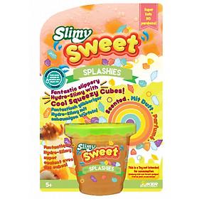 Chất nhờn ma quái Slime thạch Splashies-cam - SLIMY - 33465/OR