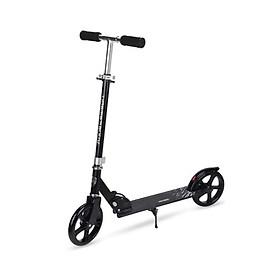 Xe trượt  Scooter trẻ em  2 bánh ALS-A003  màu đen thay đổi chiều cao 3 nấc chịu được trọng tải dưới 100kg