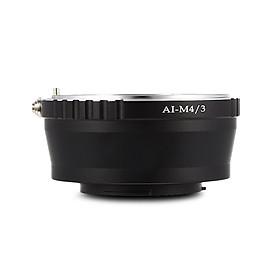 Adapter Lens Nikon AI / F Lens Cho Máy Ảnh Micro 4/3
