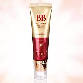 Kem Nền Làm Sáng Bừng Làn Da Gấp 3 Lần Edally Ex Brightening Triple BB Cream SPF41Pa+++
