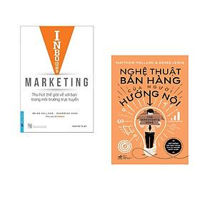 Combo 2 cuốn sách: Inbound Marketing -Thu Hút TG Về Với Bạn Trong Môi Trường Trực Tuyến + Nghệ thuật bán hàng của người hướng nội