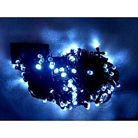 Dây đèn led nháy trang trí 50m