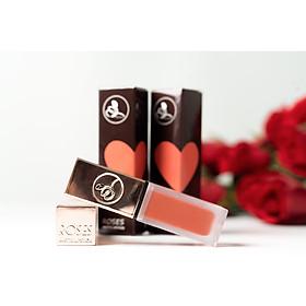 Son Kem Lì Roses Matter Lipstick -Mini Garden
