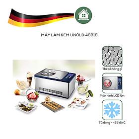 Máy làm kem tại nhà Unold 48818 1.5L - Nhập khẩu từ Đức