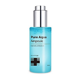 Ampoules cấp ẩm Pure Aqua Ampoules 50ml