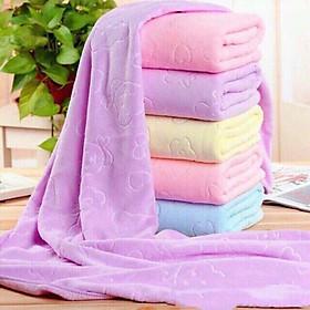 Khăn tắm người lớn,  khăn tắm trẻ em (loại to, mỏng)