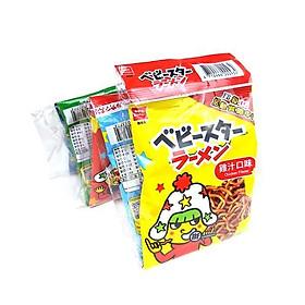 Combo que ăn vặt OYATSU Nhật Bản (20gX5 cái)