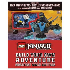 Lego Ninjago Build Your Own Adventure: Greatest Ninja Battles (Incl Minifigure)