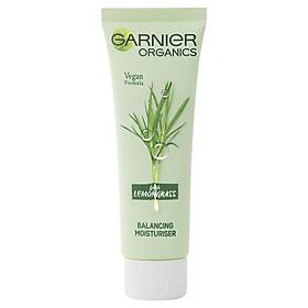 Garnier Organics Fresh Lemongrass Balancing Moisturiser 50ml