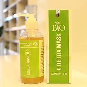 Mặt nạ thải độc cho da thường da hỗn hợp Geneworld Bio Detox Mask 250g