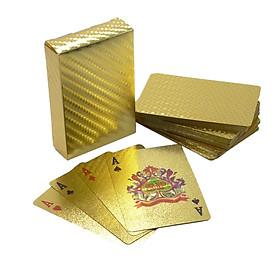 Đồ chơi ảo thuật: Bài mạ vàng