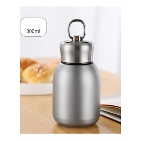 Bình giữ nhiệt mini cầm tay cao cấp 300ml BGN1,Cốc Chân Không Cách Nhiệt Bằng Thép