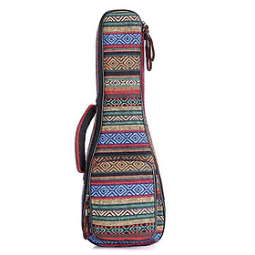 Túi Đeo Chéo Đựng Đàn Ukulele/ Guitar (21-23-26inch)
