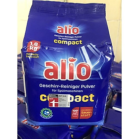 Bột Rửa Bát Alio 1,8kg / túi