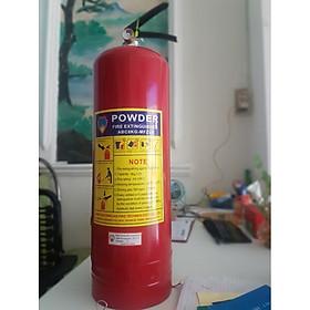 Bình chữa cháy bột ABC MFZL8-8kg