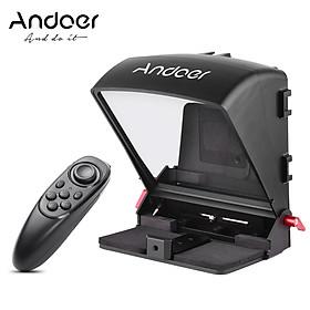 Máy nhắc chữ cầm tay Andoer A1 cho điện thoại thông minh/máy tính bản/máy quay phim DSLR ghi âm và quay trực tuyến