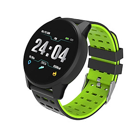 Smart Watch B2 Smart Bracelet Sports Alarm Clock Heart Rate Blood Pressure Heart Rate Tracker Big Round Screen Smart Band