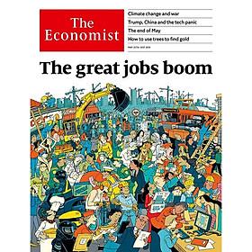 The Economist: The Great Jobs Boom - 21.19