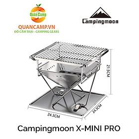 Bếp nướng dã ngoại Campingmoon X-miniPro