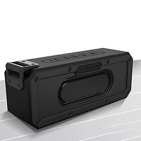 Loa Bluetooth siêu trầm chống nước không dây di động TWS Bluetooth Stereo Bass 40W Loa âm thanh DSP Âm thanh TF Loa có mic PKCB - Hàng Chính Hãng