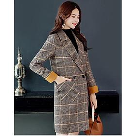 Áo khoác, áo vest nữ Cao Cấp HATI-9548