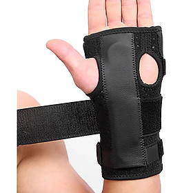 Đai bảo vệ cổ tay, bàn tay chính hãng Aolikes AL1680 (1 chiếc)-5