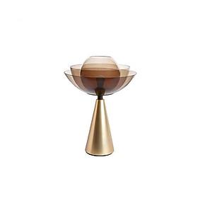 Đèn bàn SIDE TABLE LAMP GOLDEN LOTUS