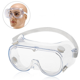 Anti-fog Dustproof Lab Safety Goggles UV Protection Glasses Eyewear Eye Masks