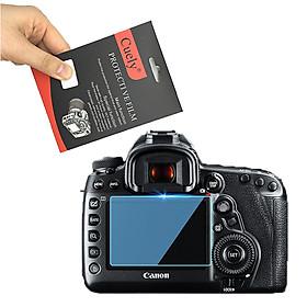 Miếng dán màn hình cường lực cho máy ảnh Canon 200D