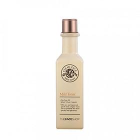 Sữa Hoa Hồng THE FACE SHOP Clean Face Mild Toner 130ml