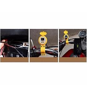 ️️ Bộ sạc điện thoại gắn trên Mô tô, xe máy, xe đạp điện 1.5A 206668