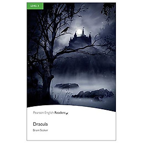 Level 3: Dracula Book And MP3 Pack (Pearson English Graded Readers)