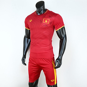 Bộ quần áo đá bóng áo đá banh thể thao nam đội tuyển Việt Nam mùa giải 2020