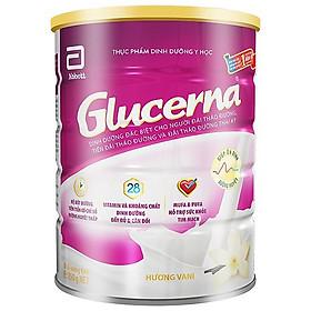 Sữa bột Glucerna dành cho người tiểu đường 850g