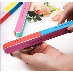 Thanh dũa móng tay làm móng tay 6 mặt - Combo 2 sp (ngẫu nhiên)-1