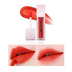 SON KEM LÌ TOUCH IN SOL PRETTY FILTER CHIFFON VELVET LIP TINT MÀU 08